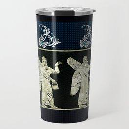 Anunnaki Travel Mug