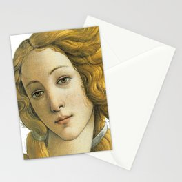 Botticelli Venus Fine Art Classical Renaissance Artist Painting Stationery Cards