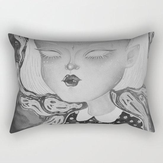 Ghoulie Rectangular Pillow
