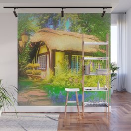 Cottage Wall Mural