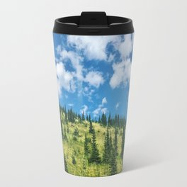 mountain high Travel Mug