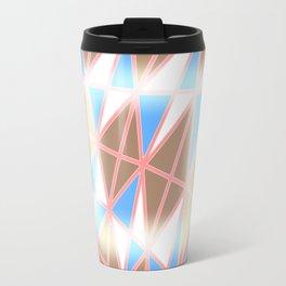 Pastel Tracery Travel Mug
