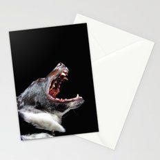 Bite The Hand That Feeds Stationery Cards
