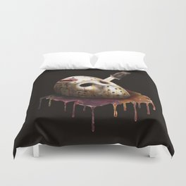 Friday The 13th Duvet Cover