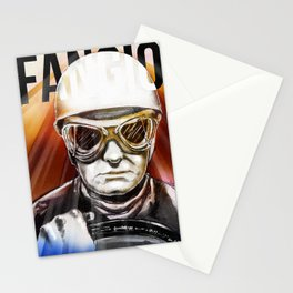 Fangio Stationery Cards