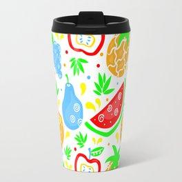Fiesta de las Frutas Travel Mug