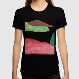 3      Mountain Watercolour Painting    190402 T-shirt