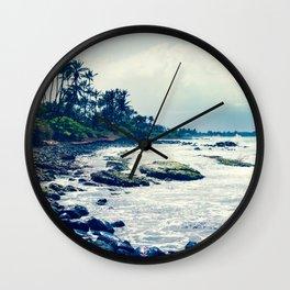 Koaniani Papalua Kealakai Maui Wall Clock