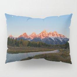 Moonset / Sunrise Pillow Sham