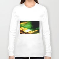 planes Long Sleeve T-shirts featuring Planes by Sandra Ireland Images