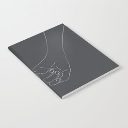 Pinky Promise IX Notebook