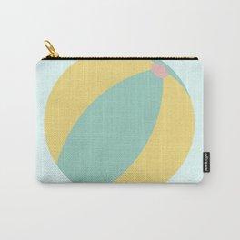 Cute Summer Beach Ball Carry-All Pouch