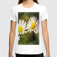 daisies T-shirts featuring Daisies by LoRo  Art & Pictures