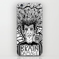 Brain Damage  iPhone & iPod Skin