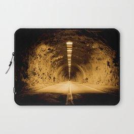 Late Hike Through Yosemite Tunnel Laptop Sleeve