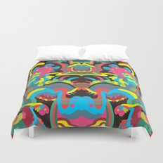 Reflections 4 Duvet Cover