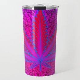 Cannabism Travel Mug