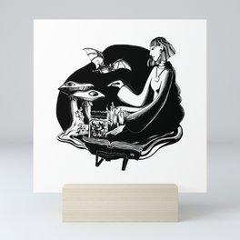 Sanderson Mini Art Print