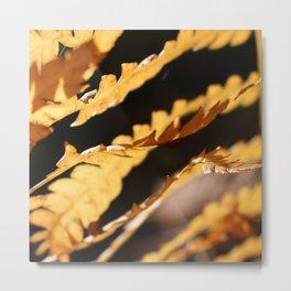 Gold 1 Metal Print