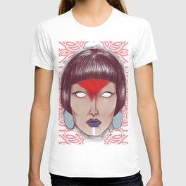 Queen Raja, Indian Warrior T-shirt