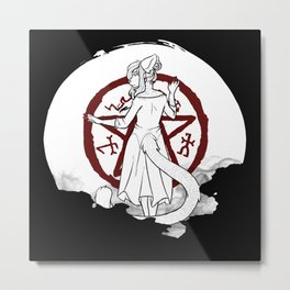 [a case of you] Metal Print