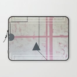 Sum Shape - Line graphic Laptop Sleeve