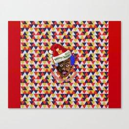 The Ugly Christmas Shirt Canvas Print