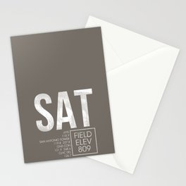 SAT Stationery Cards
