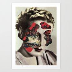 Exploded / Adventurous(2017) Art Print
