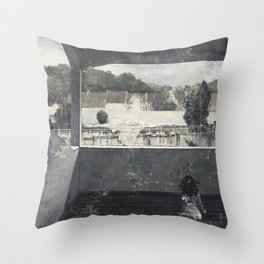 The Reality Dream Throw Pillow