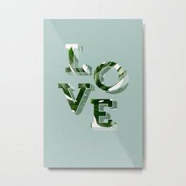 Love plants Metal Print