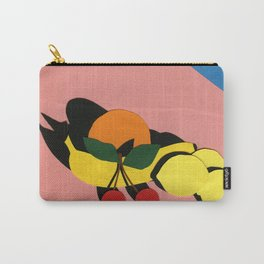 Fruits On The Table Carry-All Pouch