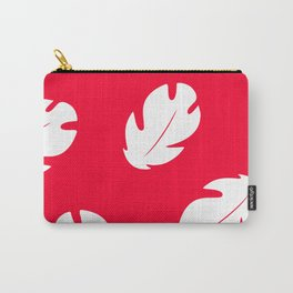 Lilo Hawaiian Floral Leaves Carry-All Pouch