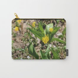 Lillies of Glacier Carry-All Pouch