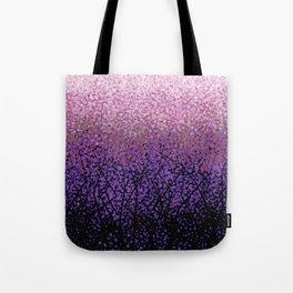 Plum Blossom Tree Grove Tote Bag