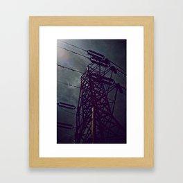 Mad Science Framed Art Print