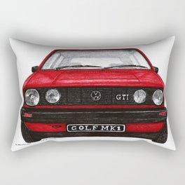 Golf Mk1 Rectangular Pillow