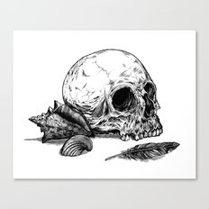 Life Once Lived Canvas Print