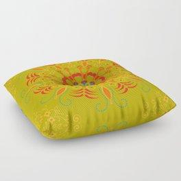 Merry Go Round Floor Pillow