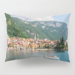 Bellagio in Lake Como Italy Pillow Sham