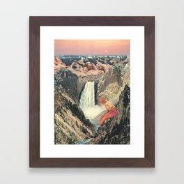 Grand Canyons Framed Art Print