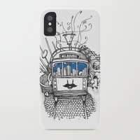melbourne iPhone & iPod Cases featuring Melbourne by Raul Garderes