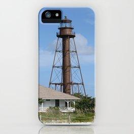 Sanibel Island Light iPhone Case