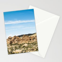 Big Rock 7406 Joshua Tree Stationery Cards