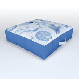 Ocean Wishes Outdoor Floor Cushion