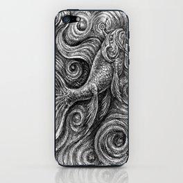 Fish Guardian iPhone Skin