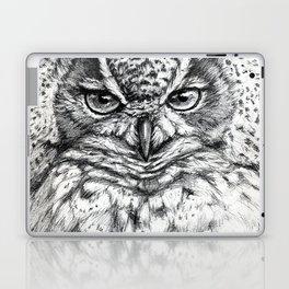 Owl SK136 Laptop & iPad Skin