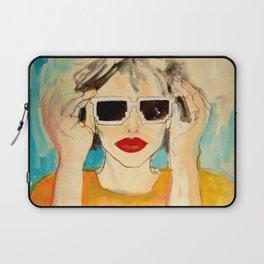 Pixel Sunglasses 01 Laptop Sleeve