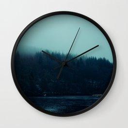 Dalmarnock Fishings Wall Clock