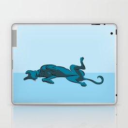 Roaching Greyhound Laptop & iPad Skin